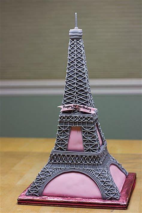 853 best Parisian Cakes images on Pinterest   Paris themed