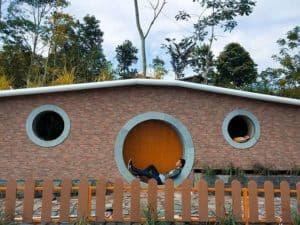 These Hobbit House Kepuharjo Cangkringan Sleman