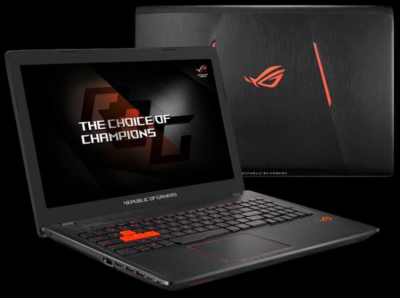 Asus launches ROG Strix GL553 gaming laptop, price starts at Rs 94,990