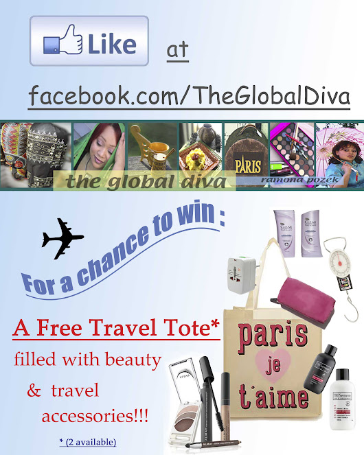 I'm Hosting Another Travel Beauty Giveaway!