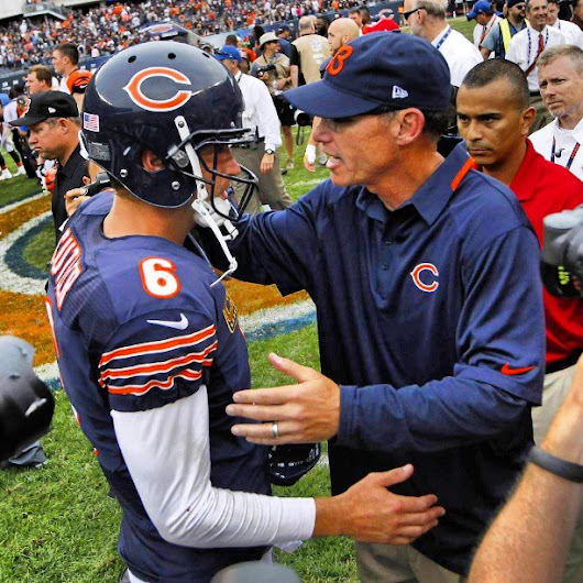 4th Phase Game Ball: Marc Trestman - Bear Goggles On - A Chicago Bears Fan Site - News, Blogs, Opinion and more.