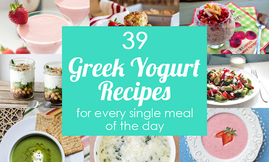 39 Greek Yogurt Recipes for Every Meal of the Day | Blog | NoshOn.It