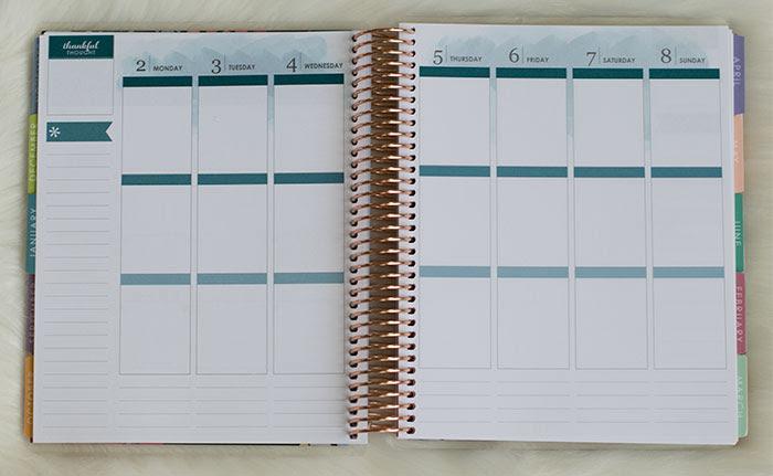 Planner Preview | Erin Condren 2016-17 Life Planners - Pretty Neat ...