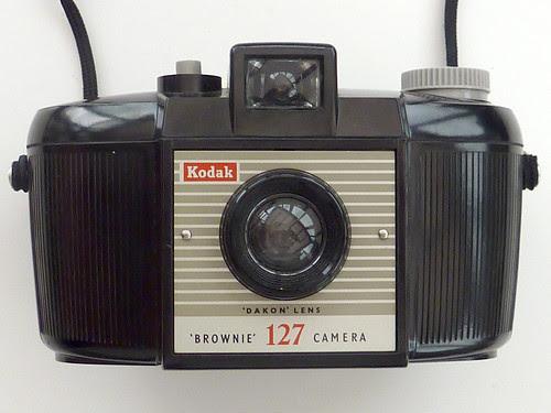 Kodak Brownie 127 by pho-Tony