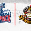 Hartford Wolf Pack vs. Binghamton Senators | XL CENTER