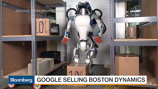 Why Google Wants to Sell Its Robots: Reality Is Hard