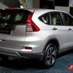 Honda, Model Belakang Honda CRV Terbaru: First Impression Review Honda CRV Facelift 2015 Indonesia