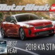 "MotorWeek's 2018 ""Best of the Year"" Revealed: Kia Stinger"