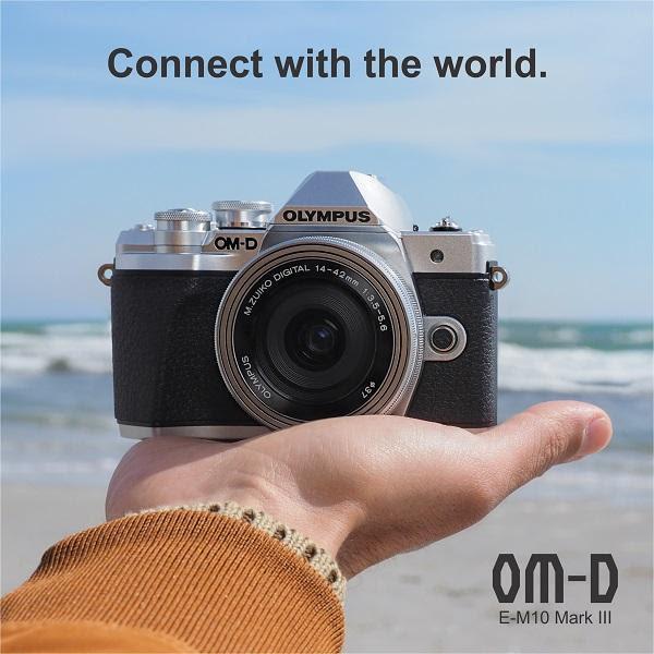 LAMPUNG POST | Olympus OMD E-M10 Mark III Resmi Masuk Pasar Indonesia