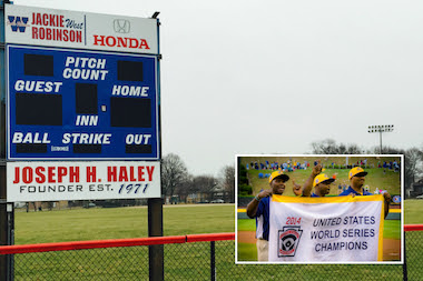Jackie Robinson West Secretly Changed Boundary to Add Star Players:Sources