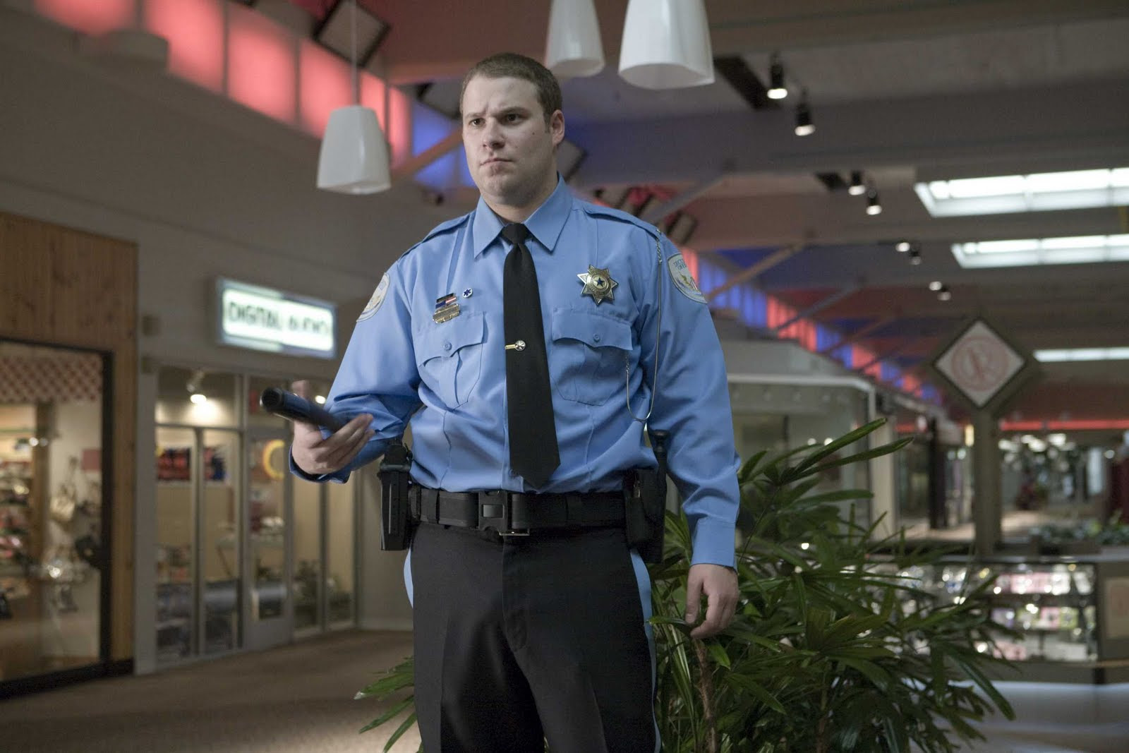 Image result for security guard  store