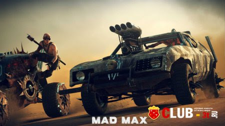 Mad Max version 1.0 update 4 + 12