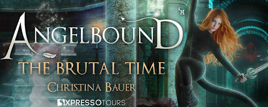 Cover Reveal: THE BRUTAL TIME by Christina Bauer - Giveaway!