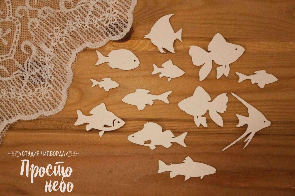 Набор рыбок