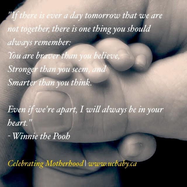 Celebrating Motherhood Quotes Uc Baby