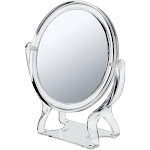 Conair Round Stand Mirror, 2 Sided