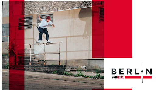 skatedeluxe Team | Welcome to Berlin | Clip out now!