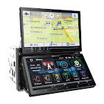 "Soundstream VRN-DD7HB In-dash GPS - 7"" Touch Display"