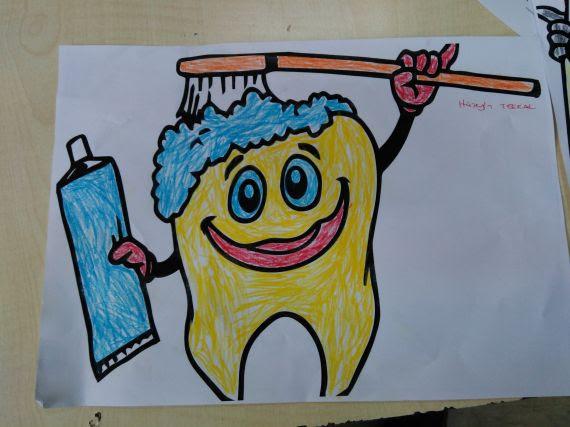 Ağız Ve Diş Sağlığı Haftası Eğitim Bilişim Ağı