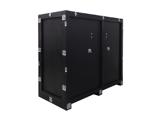 Reversible Trade Show Shipping Crates for Your Next Expo!