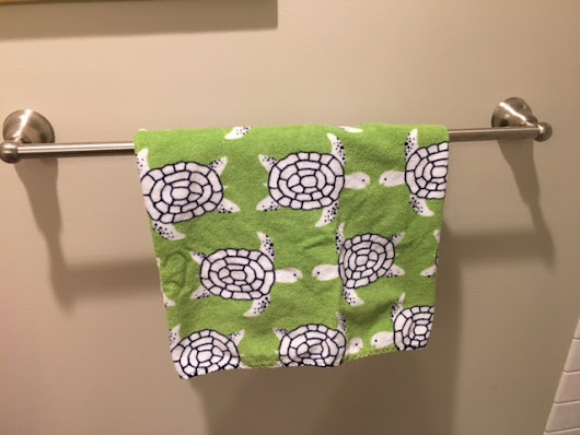 Today's Hint: How to repurpose baby towels