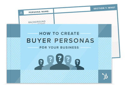 Free Template: Create Buyer Personas For Your Business