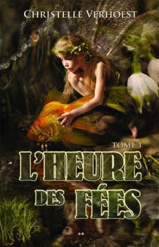 Couverture La trilogie des fées, tome 1 : L'Heure des fées