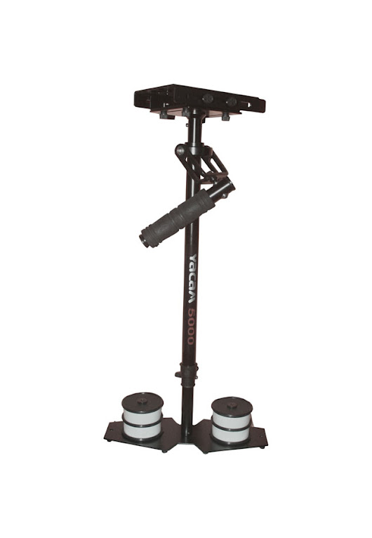 Video Stabilizer and SteadyCam – YaCam 5000 For Smooth and Professional Movies