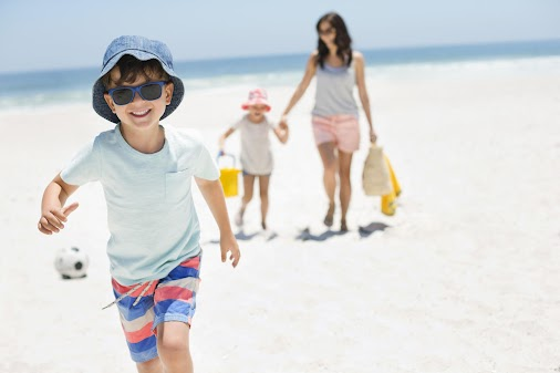 17 Tips for a Better Day at the Beach With Your Kids Make your day at the beach feel like, well, a day...
