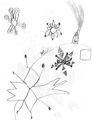 Aidan's snowflakes 1 web