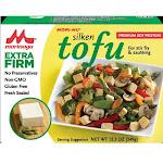 Mori Nu Silken Tofu Extra Firm Tetra (12x123 Oz)