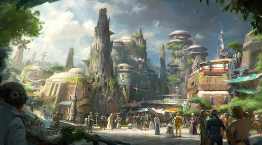 The Long Road to Disney's Star Wars Land
