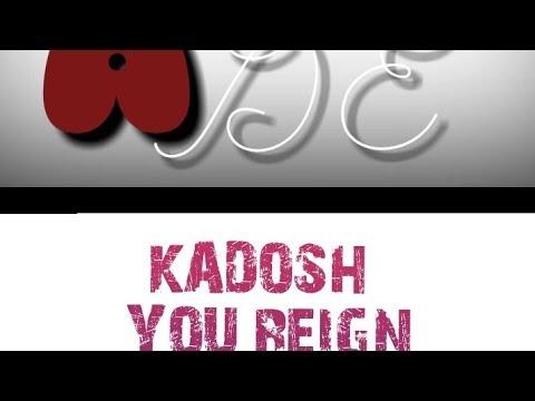Kadosh Lyrics by PV Idemudia
