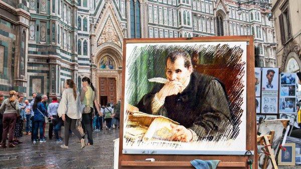 """""""Para Maquiavelo, como para Marx, se trata no solo de interpretar, sino de transformar el mundo"""""""