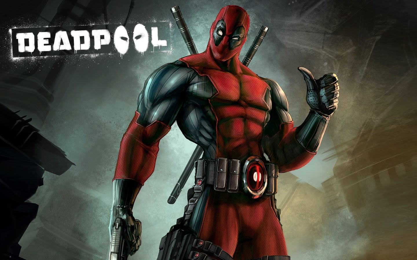Download 1440x900 Deadpool Marvel Comics Wallpapers For Macbook