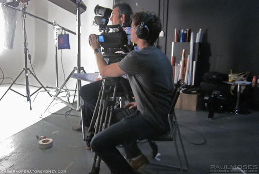7 lessons I've learnt since becoming a freelance cameraman. - Camera operator Sydney - freelance lighting cameraman & editor