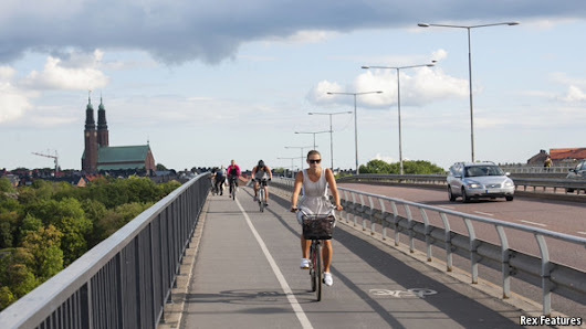 Why Sweden has so few road deaths