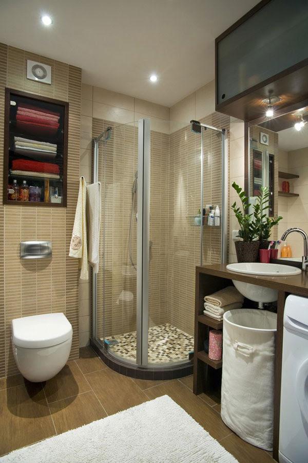 Como Decorar Un Baño Pequeño - interior design ideas