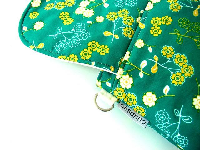 groene clutch 4'