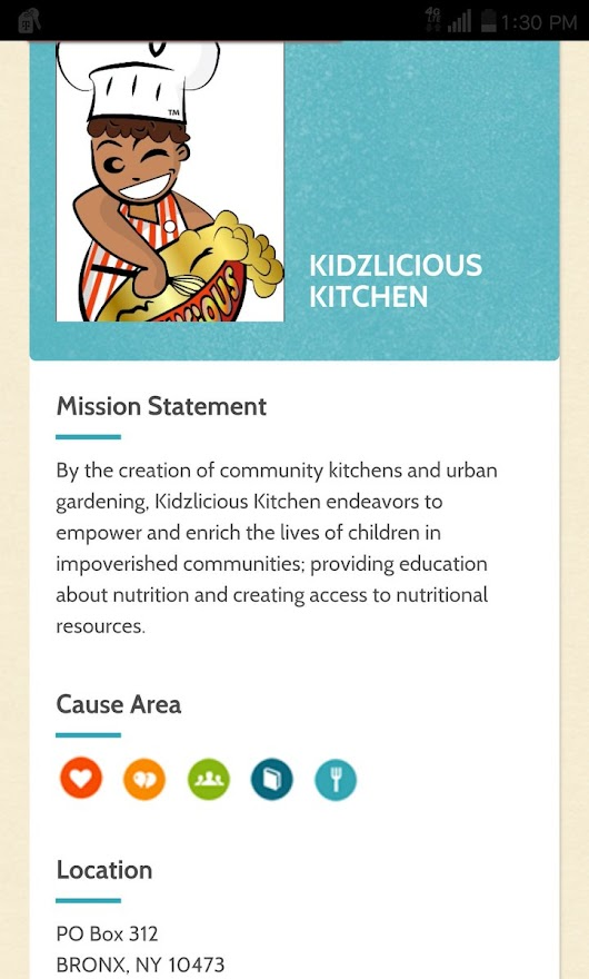 "Jessica Sarah Gross on Twitter: ""Kidzlicious Kitchen help us help the kids!  Donations Welcomed """