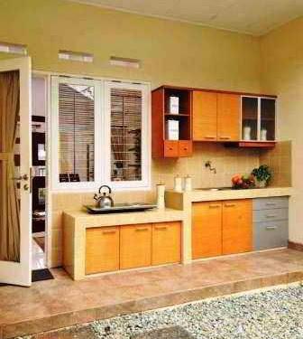 Dekorasi Desain Dapur Outdoor Terbaru