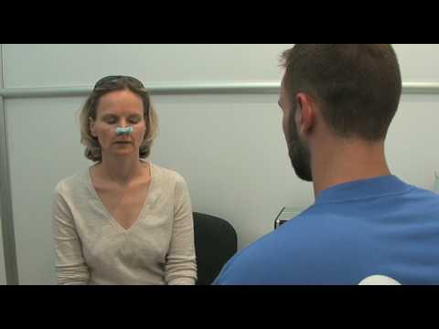 Spirometrie: Wie man einen Lungenfunktionstest macht - YouTube