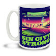 Sin City Strong Highway - 15 oz. Mug