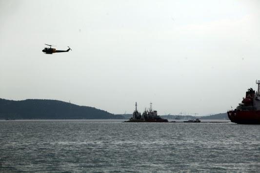 Λιγοστεύουν οι ελπίδες για τους 8 αγνοούμενους ναυτικούς του ''Piri Reis''.