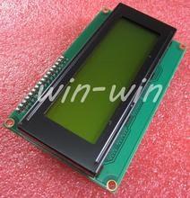 1pcs LCD Module Display Monitor LCD2004 2004 20*4 20X4 5V Character Yellow Backlight Screen for IIC 3D printer