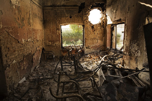 What Was Lost in the Kunduz Hospital Attack