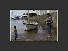 Mise à l'eau juillet 2007