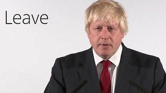Boris Johnson: 'There is no need for haste' - BBC News