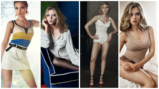 Top 12 Scarlett Johansson pictures in short dress
