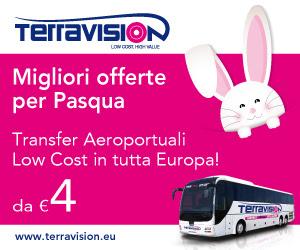Migliori Offerte Terravision per Pasqua